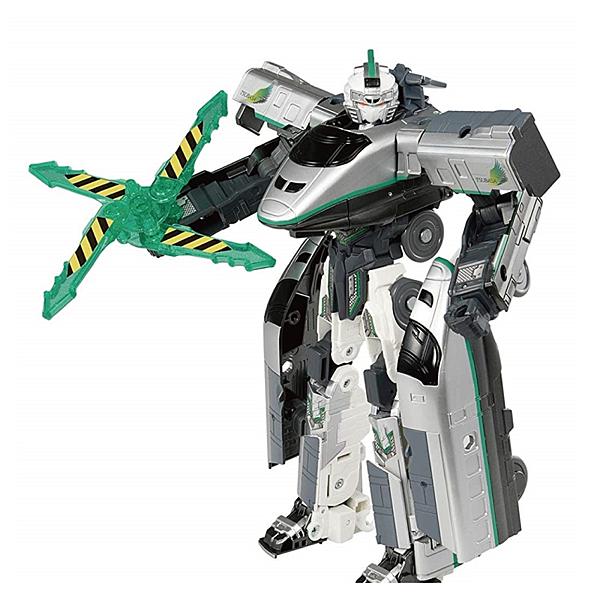 日本 新幹線變形機器人 DXS12 E3鐵翼號 TP12840