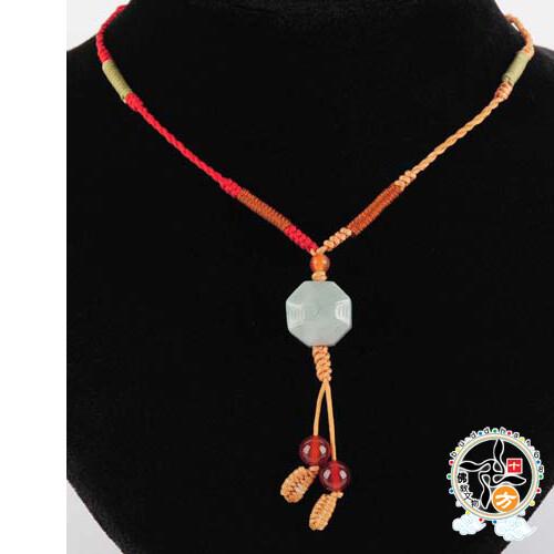 八卦{玉}項鍊 十方佛教文物