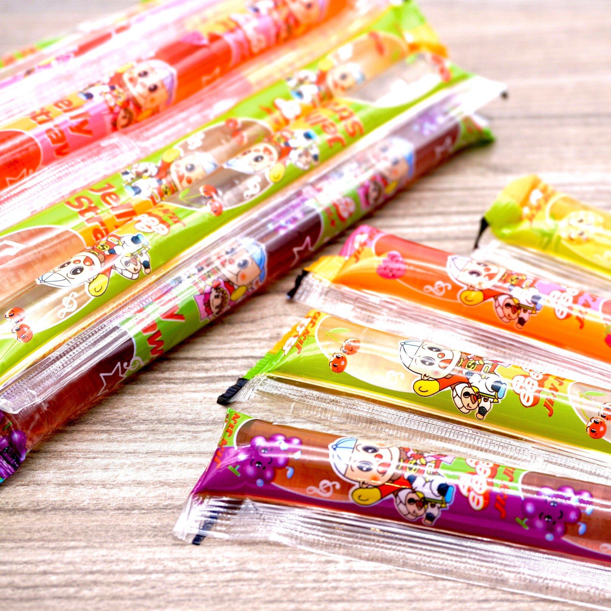 嘴甜甜 果凍條 200公克 果凍系列 果汁果凍 果凍 水果凍 水果糖 糖果 素食 現貨