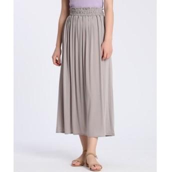 INED / イネド 《YVON》ギャザースカート