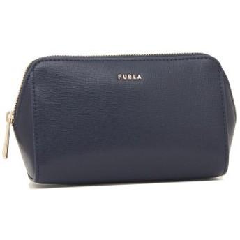 【返品OK】フルラ ポーチ レディース FURLA 1055765 EAW2 B30 07A ネイビー
