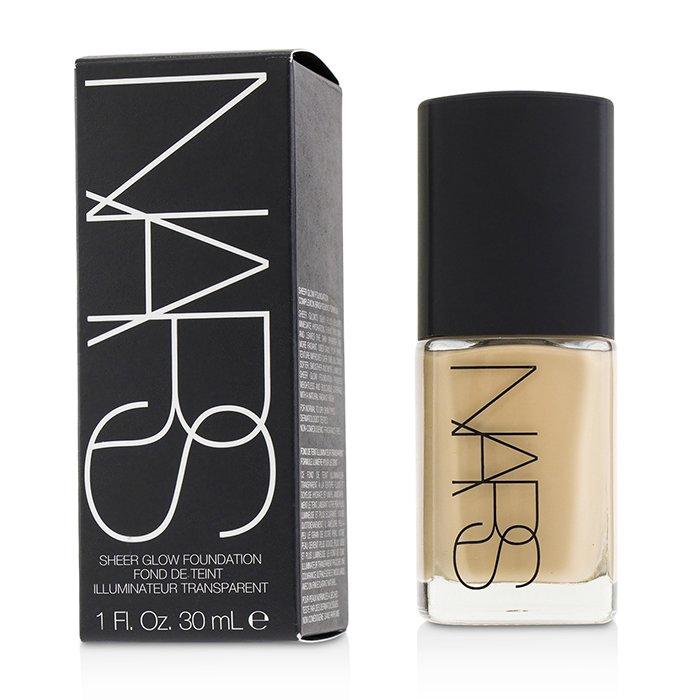 NARS - 玩美光透美白粉底液