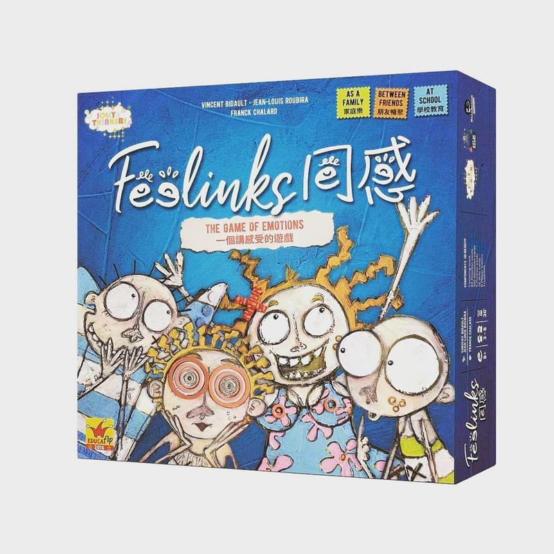 同感 Feelinks 繁體中文版
