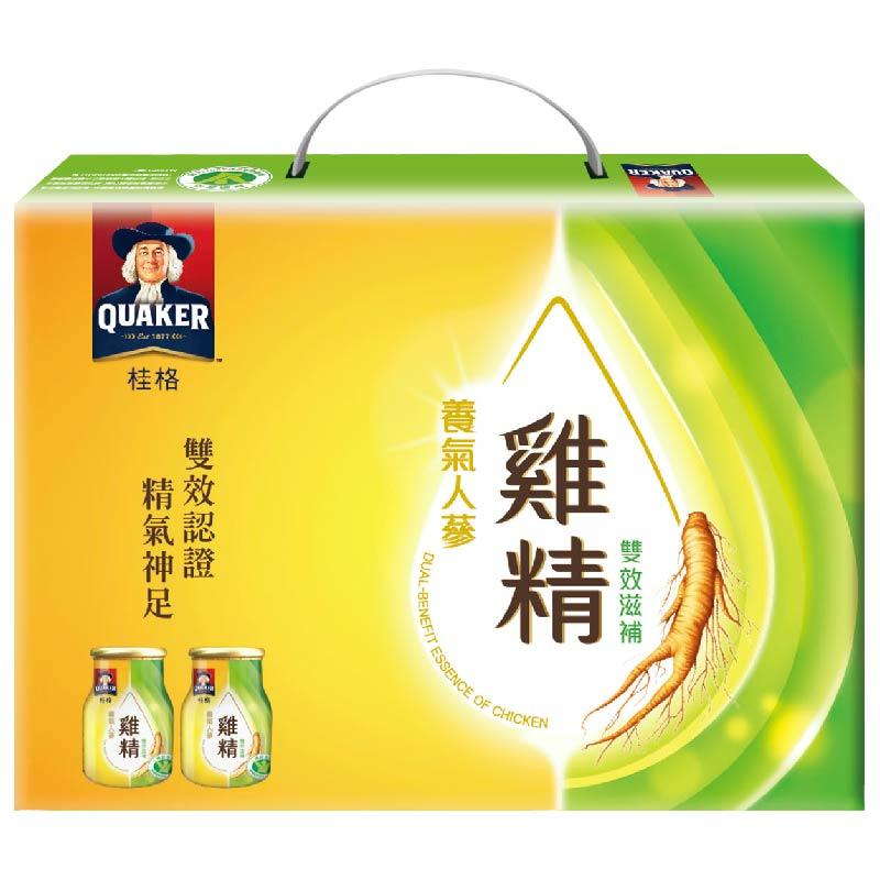 桂格養氣人蔘雞精禮盒  8入