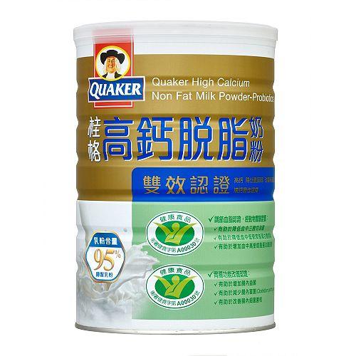 桂格   高鈣脫脂奶粉 1.5KG