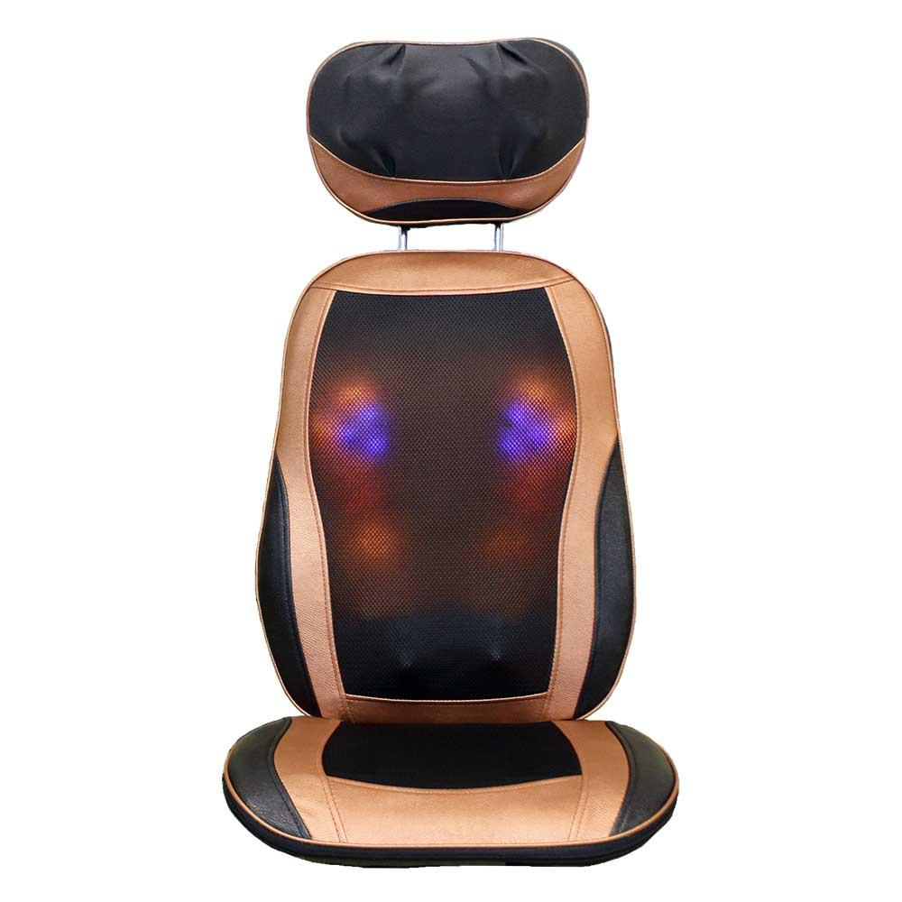 健身大師 MRF 超越至尊天王多點觸摸式全背按摩椅墊
