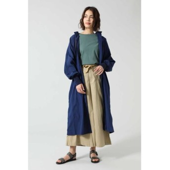 ROSE BUD/ローズ バッド ガウンコート ブルー -