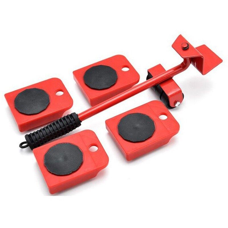 搬家利器 五金工具 重物移動搬家器 多功能搬家神器 五件組 搬家 省力工具 省力重物移動工具【H1311】