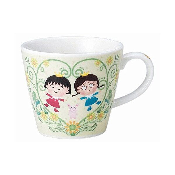 馬克杯 小丸子 小玉 櫻桃小丸子 茶杯 果汁杯 杯子 水杯 飲水器具 4964412127211 真愛日本