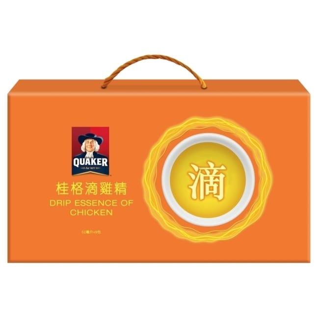 桂格滴雞精9包  盒