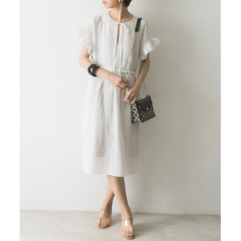 URBAN RESEARCH/アーバンリサーチ BY MALENE BIRGER COTTEA Dress Pure white 32