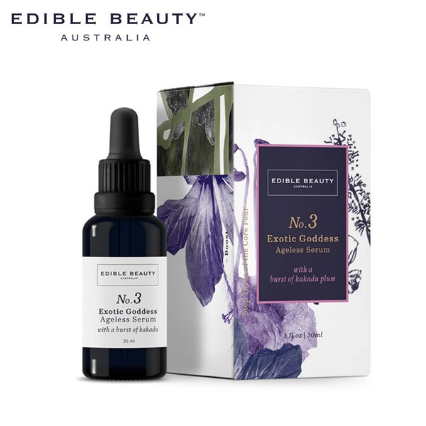 EDIBLE BEAUTY No.3 異域女神凍齡精華 30ml - WBK SHOP