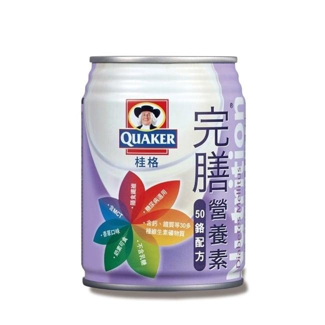 桂格完膳營養素 50鉻配方24入