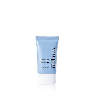 ampm玻尿酸水感防曬乳SPF50
