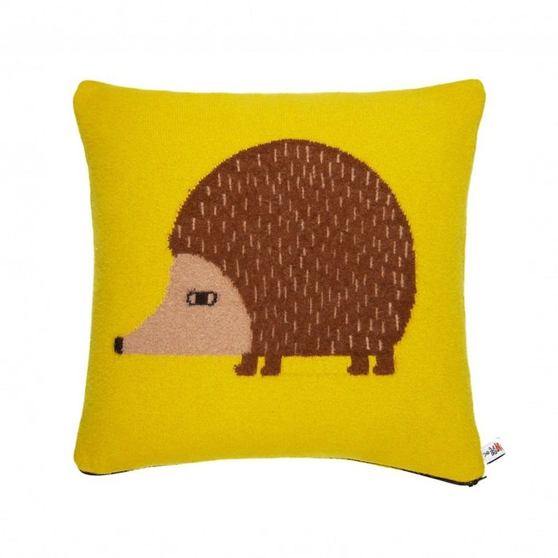 Hedgehog 純羊毛抱枕 | Donna Wilson
