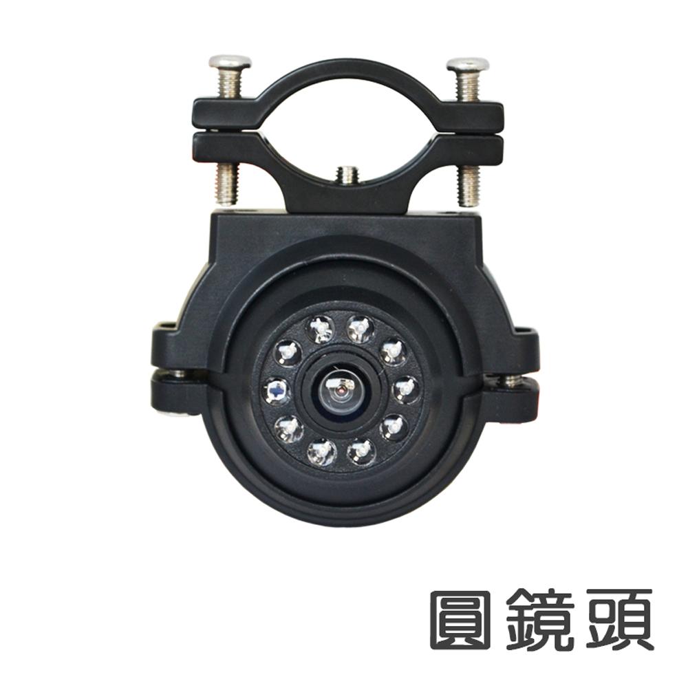 【勝利者】貨車四路行車紀錄器 圓鏡頭 航空頭(7吋屏/9吋屏通用)