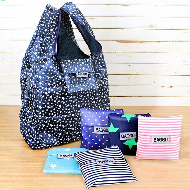 han yoso 韓元素 超值6入環保可折疊收納袋/購物袋/隨身手提袋