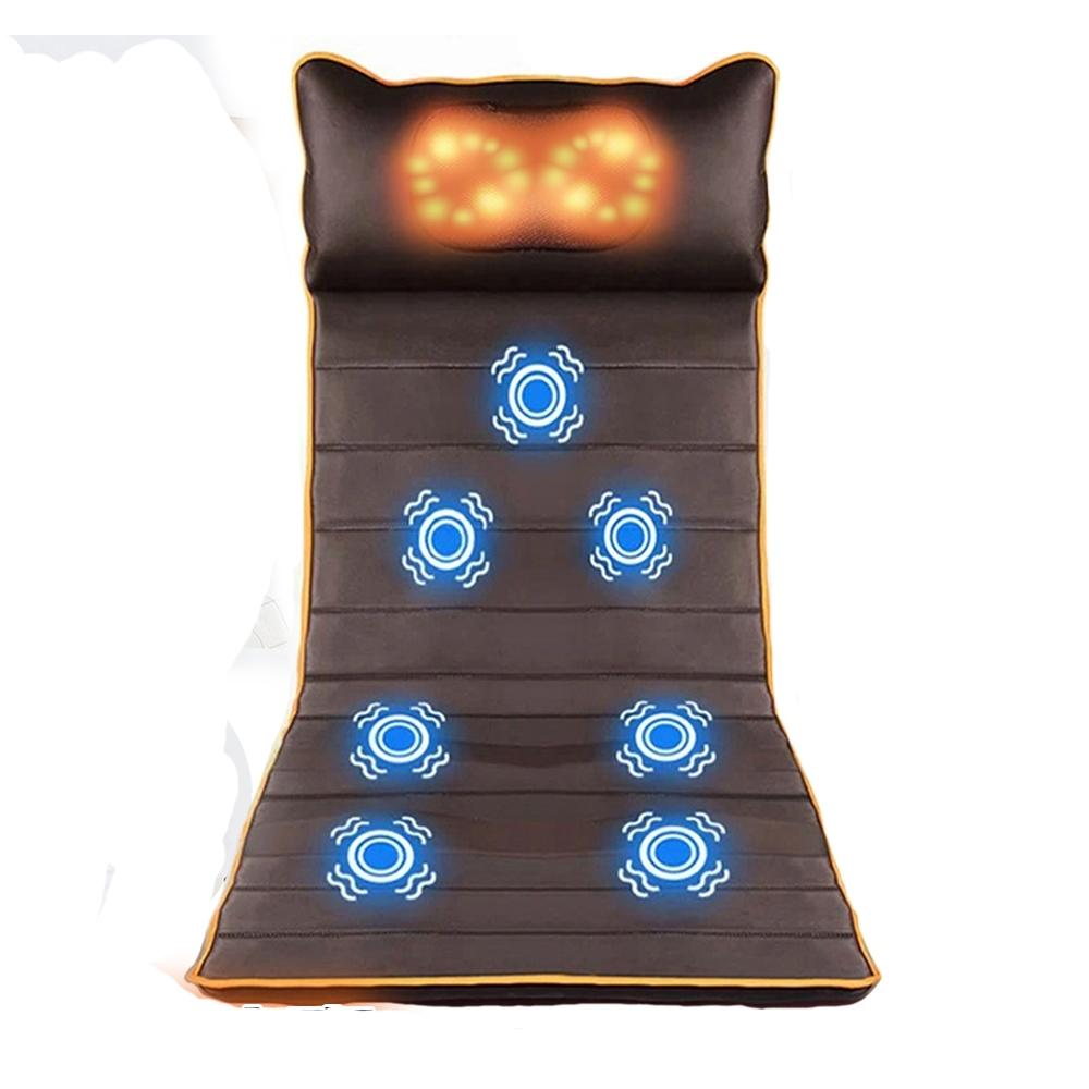 健身大師 超越星級SPA專用兩用收折電動滾輪按摩床