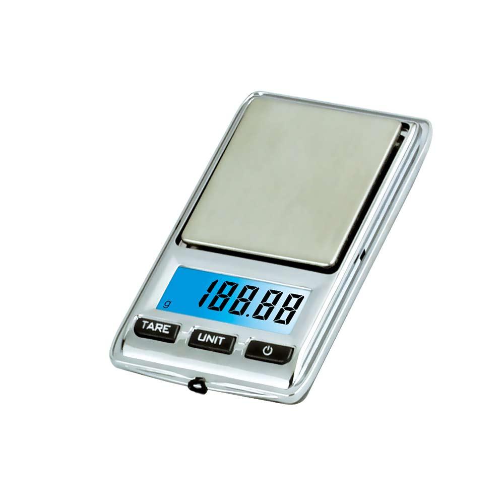 【Dr.AV 聖岡科技】超迷你口袋型精密微量電子秤(PT-2001)
