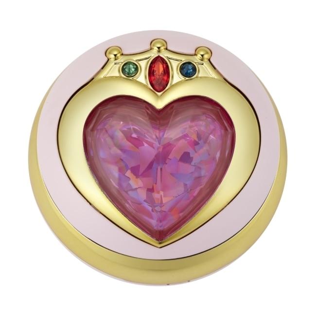 美少女戰士粉色月光稜鏡變身腮紅鏡盒