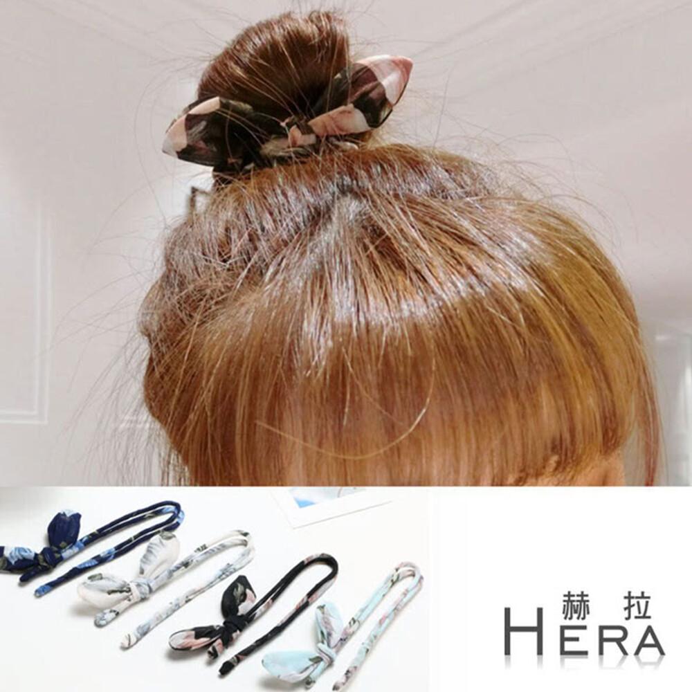 hera赫拉兔耳朵花苞頭/丸子頭盤髮髮棒(八款)