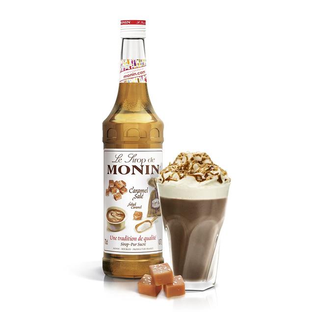 開元食品 Monin糖漿-海鹽焦糖700ml (任選)
