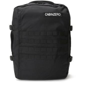 CABIN ZERO CABINZERO キャビンゼロ MILITARY 44L バックパック リュック・バッグパック,ABSOLUTE BLACK