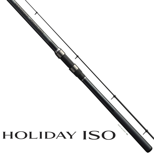 【SHIMANO】HOLIDAY ISO 5號 450PTS 磯釣竿