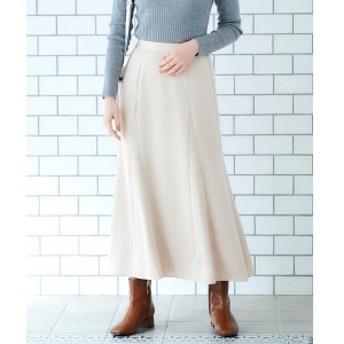 ルクールブラン(le.coeur blanc)/ビンテージサテンマーメイドスカート