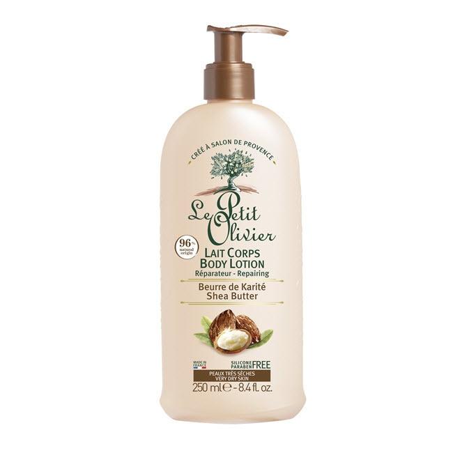 小橄欖樹極致保濕潤膚乳液-乳油木250ml