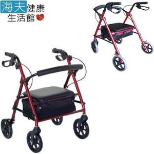 【海夫】晉宇 助行車 低款/散步車/助步車/手把可調高(JY-766)單一規格