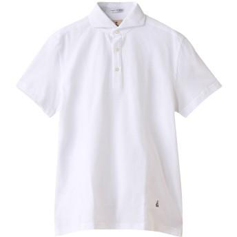 martinique マルティニーク メンズ(MENS)【GUY ROVER】コットンポロシャツ ホワイト