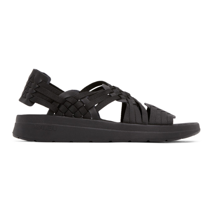 Malibu Sandals 黑色 Canyon 凉鞋