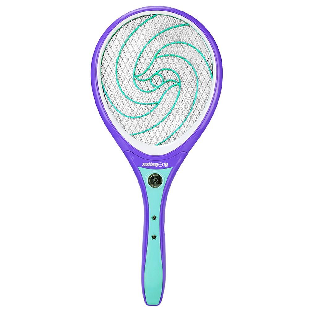 日象ZOEM-5200魔惑充電式電蚊拍(特大拍)