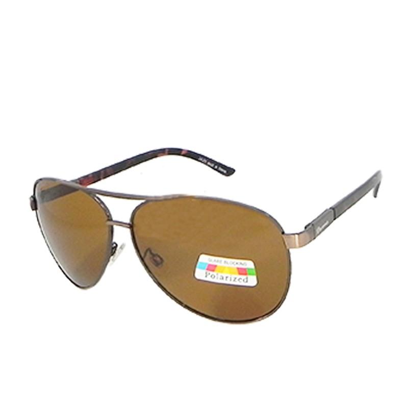 Docomo 頂級偏光鏡片 經典金屬鏡框設計 高規格抗UV400 超質感搭配 讓穿搭更有型 廠商直送 現貨