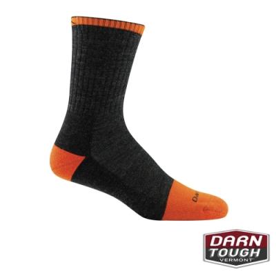 【美國DARN TOUGH】男羊毛襪STEELY CUSHION工作襪(2入隨機)
