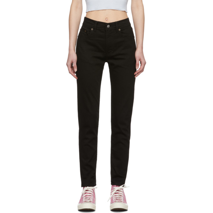 Acne Studios 黑色 Bla Konst Melk 牛仔裤