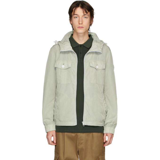 BOSS 灰色 ODEAR1-D Fabric 夹克