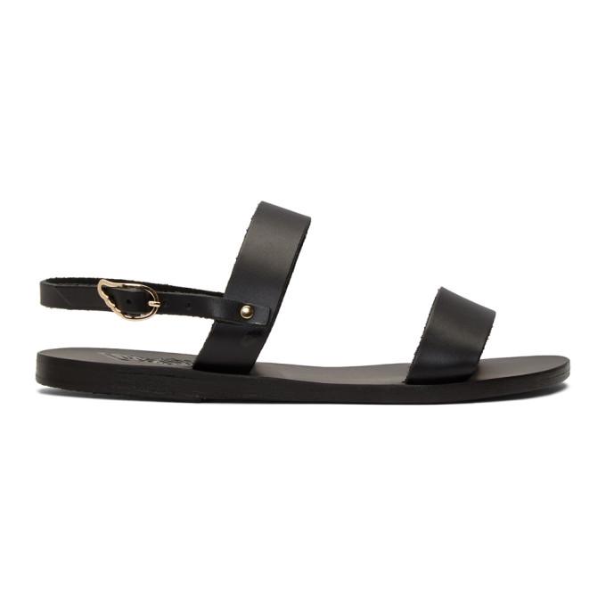 Ancient Greek Sandals 黑色 Clio 凉鞋