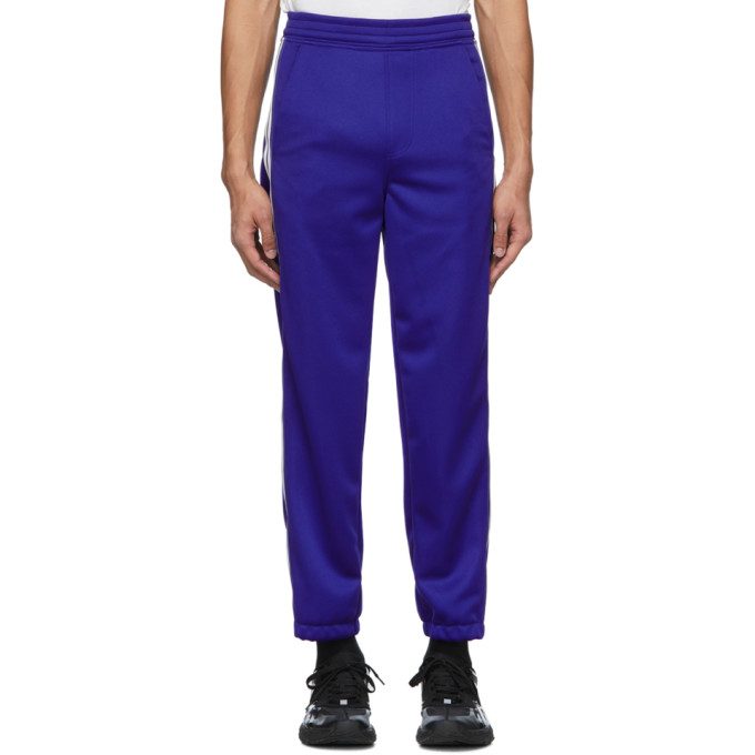 Neil Barrett 蓝色 Suiting 运动裤