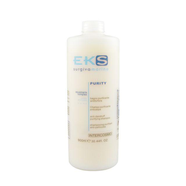 EKS 淨化平衡洗髮精900ml