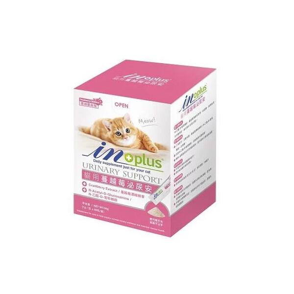 in-plus 贏-蔓越莓泌尿安30包/盒(80180571