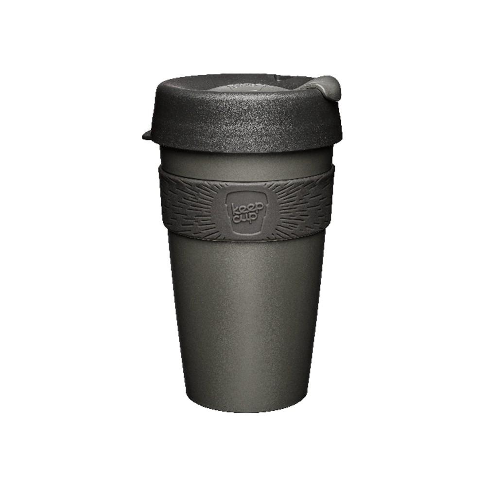 澳洲 KeepCup 隨身杯 L - 鎧甲銀