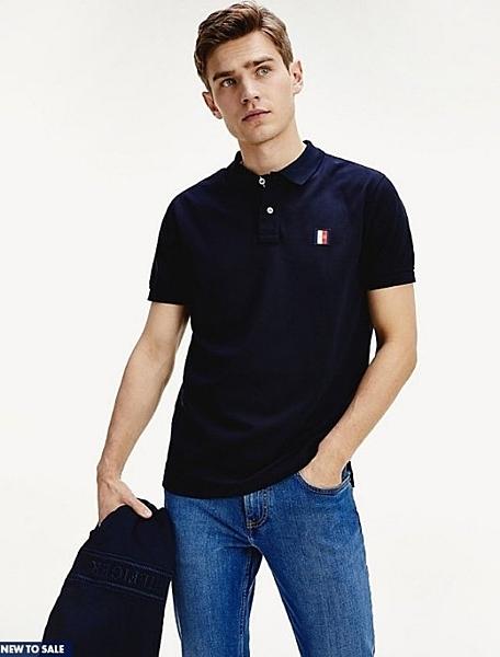 美國代購 Tommy Hilfiger 兩種顏色 短袖POLO衫 (XS~XXL) ㊣