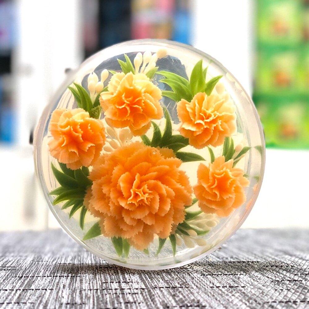 《母親節果凍花 DIY線上課程》卞柔勻老師