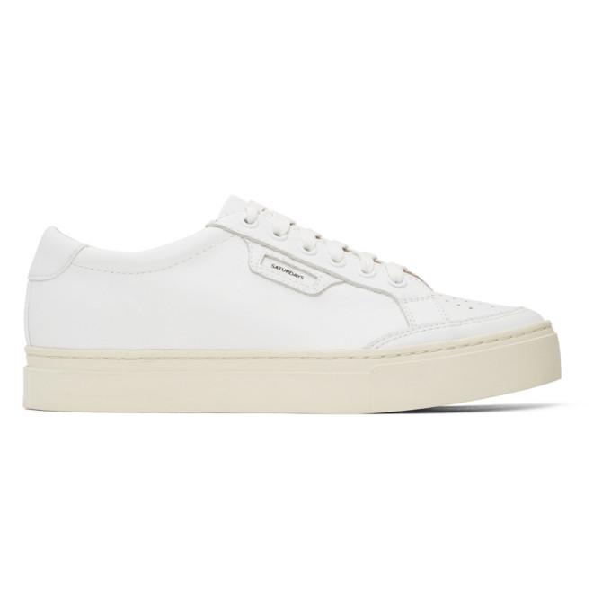Saturdays NYC 白色 Tilden 运动鞋