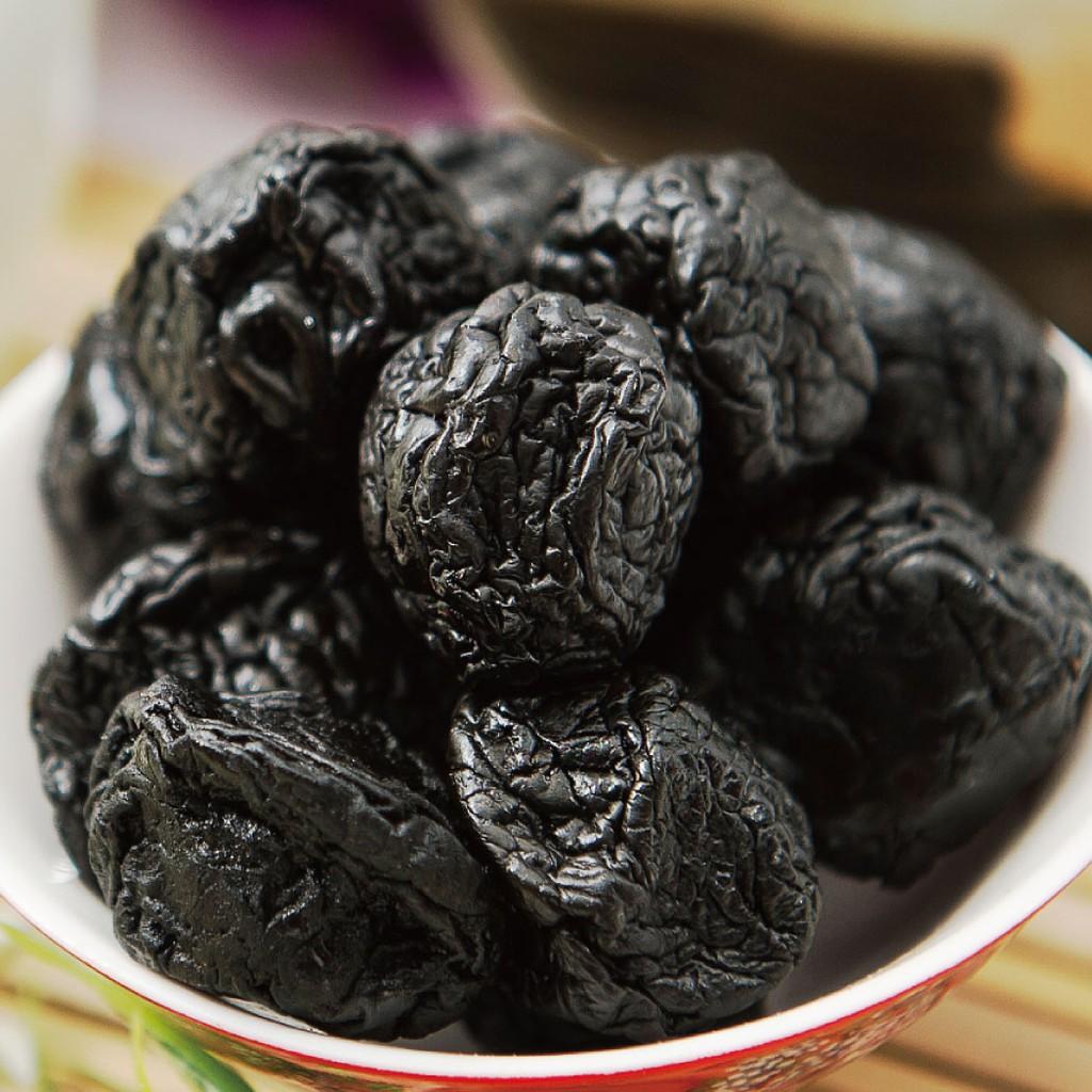 《裕芳食品》(全素) 碳燻烏梅