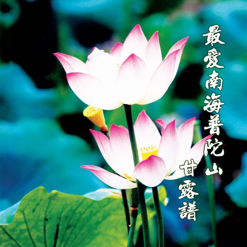 新韻傳音最愛南海普陀山 甘露譜 cd mspcd-44045