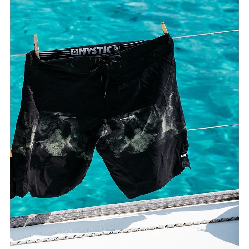 MYSTIC BARON 衝浪褲 四面彈 沙灘褲 海灘褲 衝浪 休閒褲 滌綸彈性纖維 潛水褲18inch 28-36號