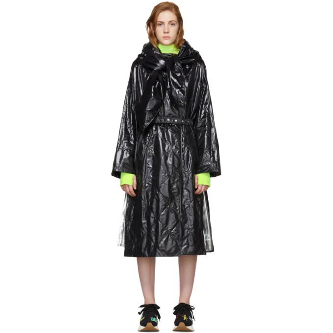 Moncler Genius 2 Moncler 1952 黑色 Canberra 大衣
